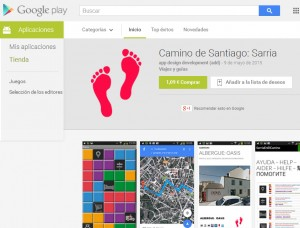 captura google Play